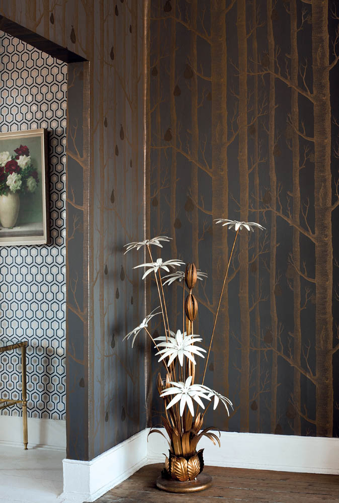 Cole and Son wallpaper Woods and Pears 4027 674x1000