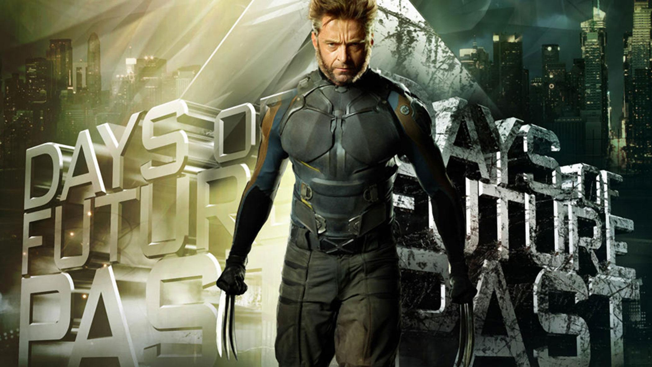 X Men Days Of Future Past Wolverine   wallpaper 2100x1181