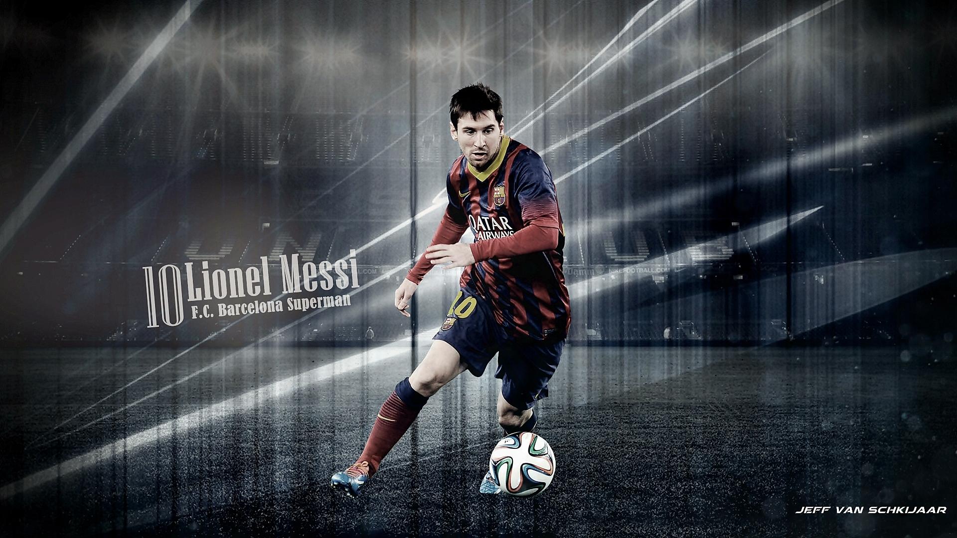 Lionel Messi Barcelona Wallpaper HD Windows 12644 Wallpaper Cool 1920x1080
