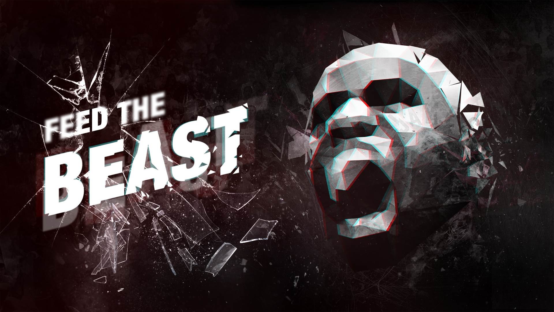 LeBron James Feed The Beast Wallpaper Posterizes NBA 1920x1080