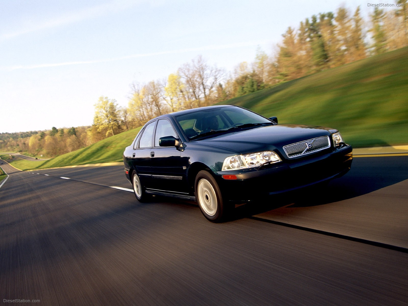 Volvo S40 1995 Exotic Car Wallpapers 008 of 13 Diesel Station 1600x1200