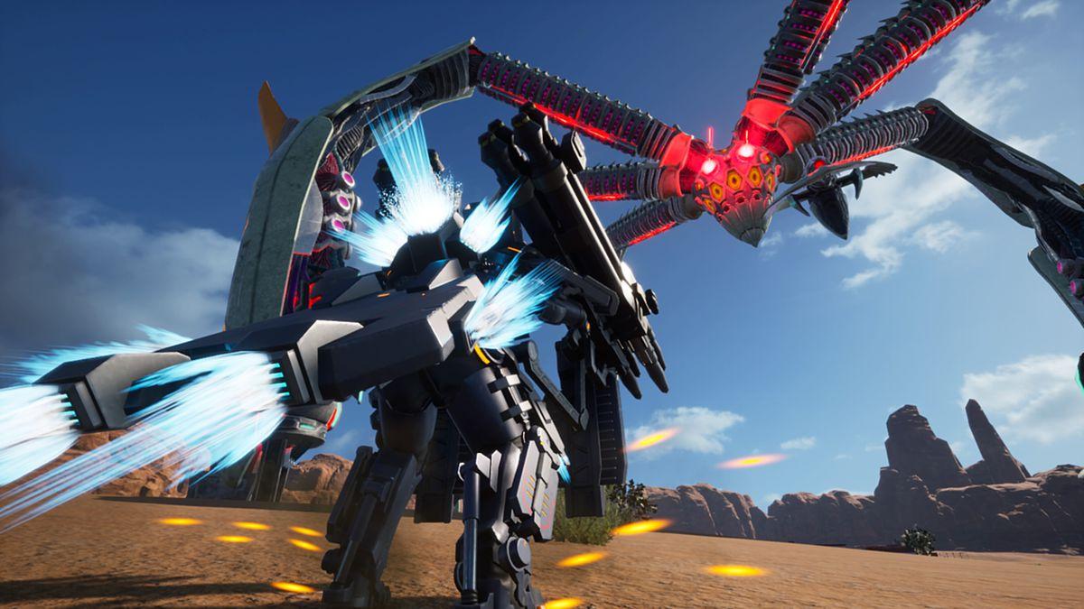 Earth Defense Force Iron Rain lets you destroy big pretty open 1200x675
