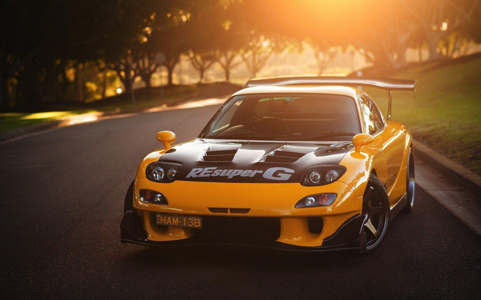 Drift Cars Wallpaper 1680x1050