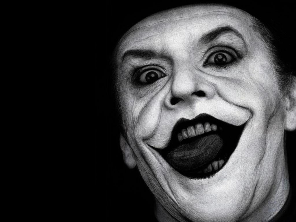 Jack Nicholson Joker by dekstyr 1024x768