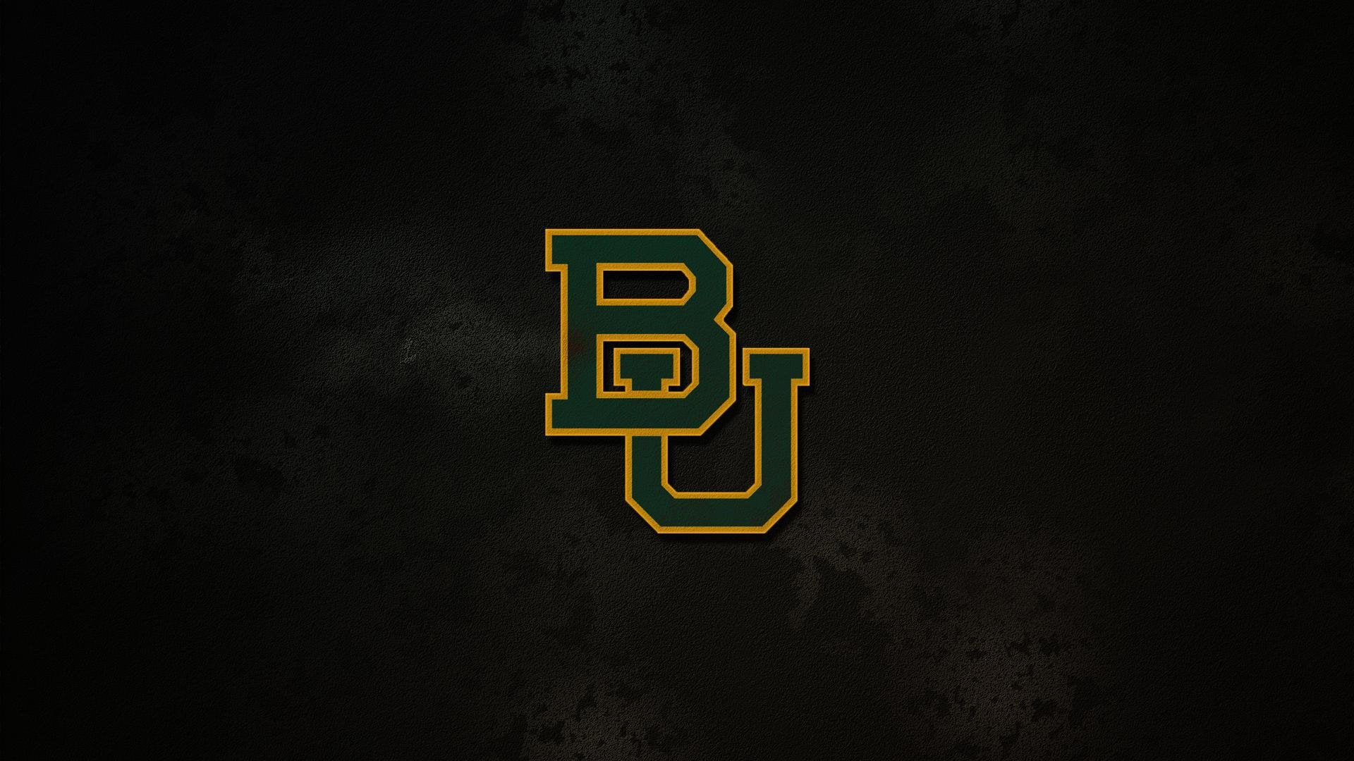 Simple but cool Baylor wallpaper made by uMizzouDude and posted 1920x1080