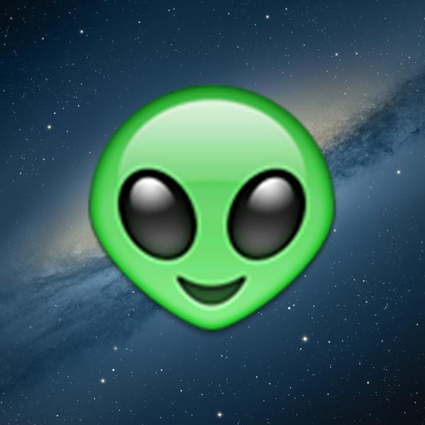Alien Emoji Wallpaper - WallpaperSafari