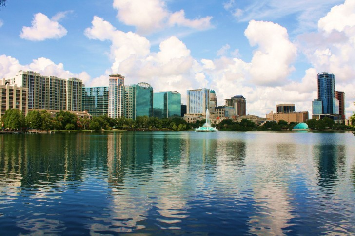 Orlando City View Wallpaper Wallpaper City 92720 high quality 728x485