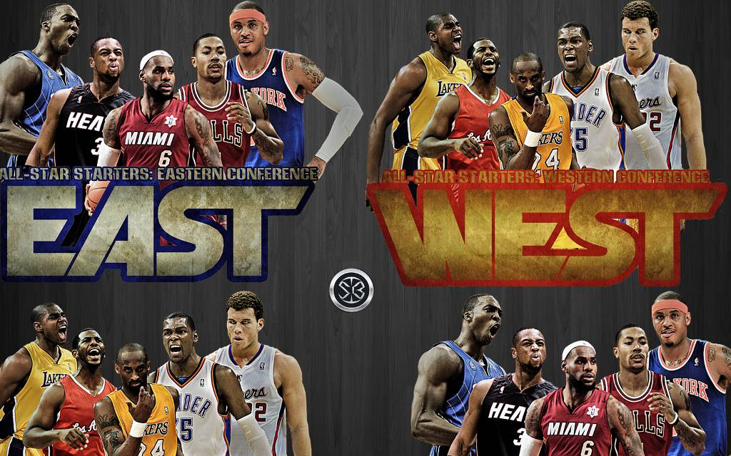 NBA all star 2012 NBA All Star 2012 Wallpaper 1024x640
