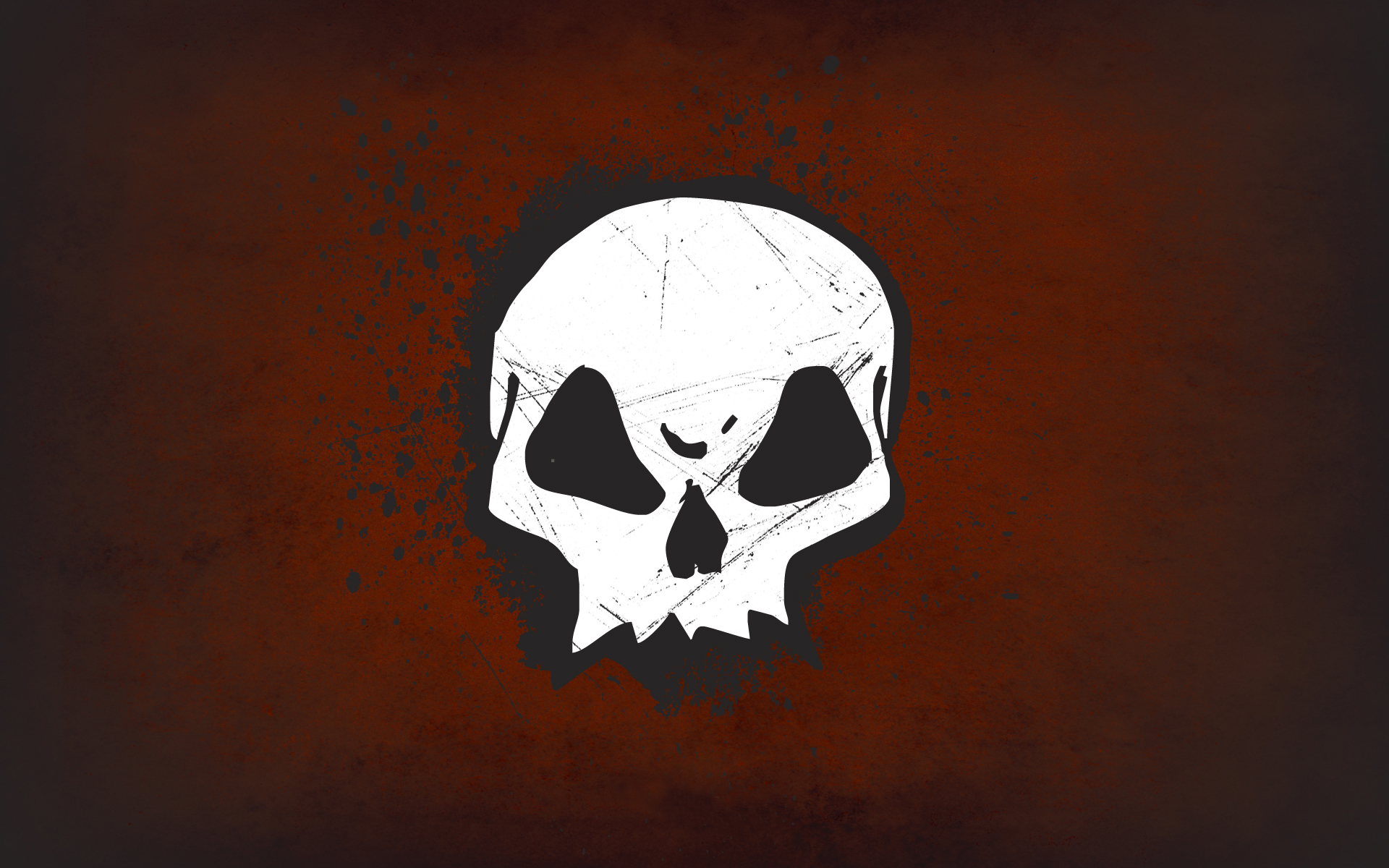 skull wallpaper for windows 7 - photo #6