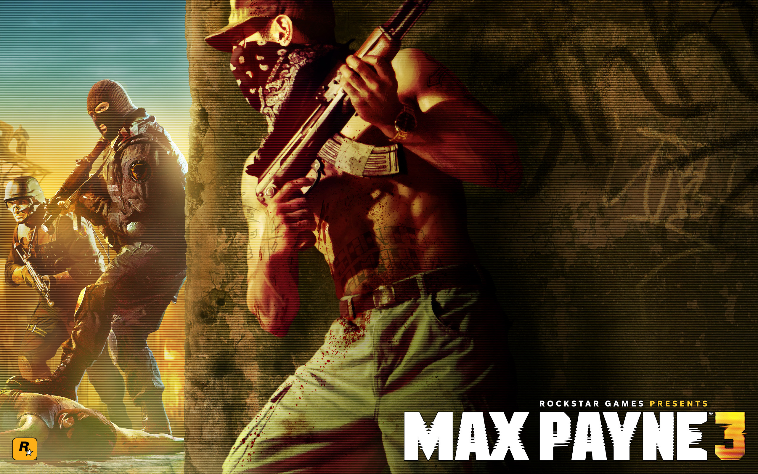 Max Payne 3 New Wallpapers HD Wallpapers 2560x1600