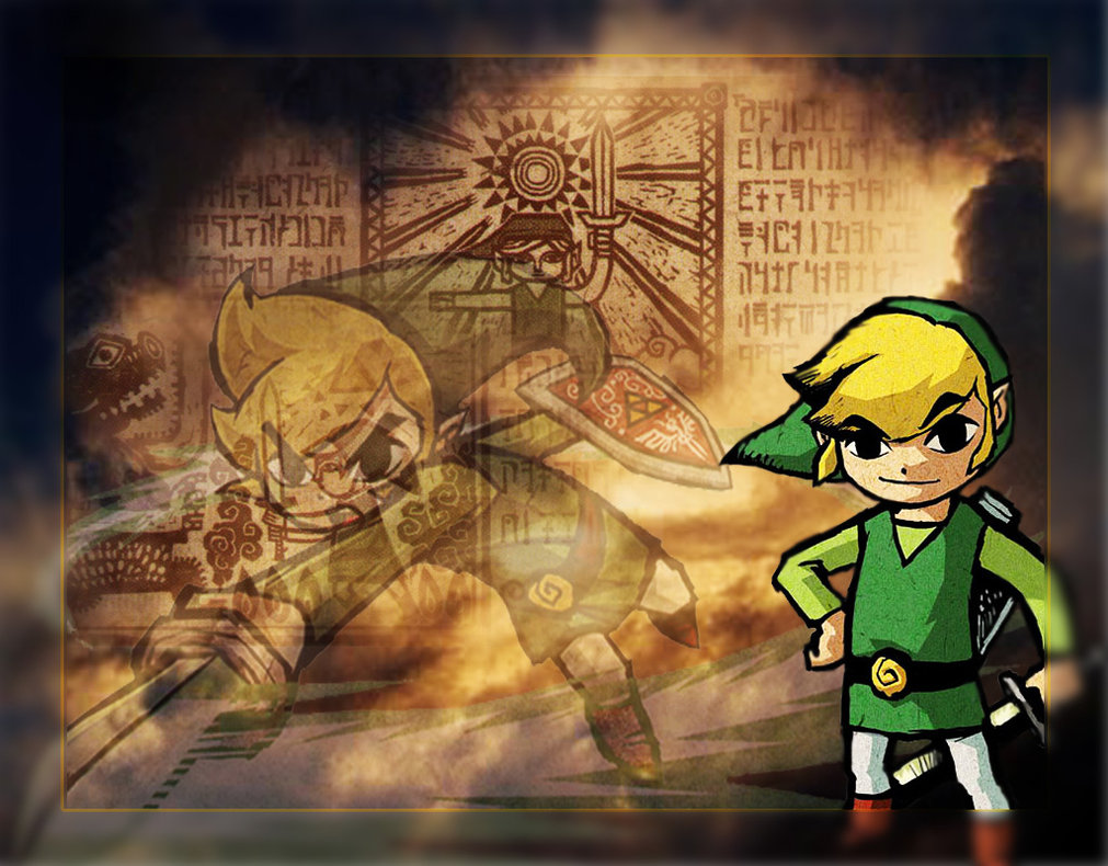 Warrior Showdown Sora vs Toon Link Part 2 Toon Link Warrior Profile 1011x790
