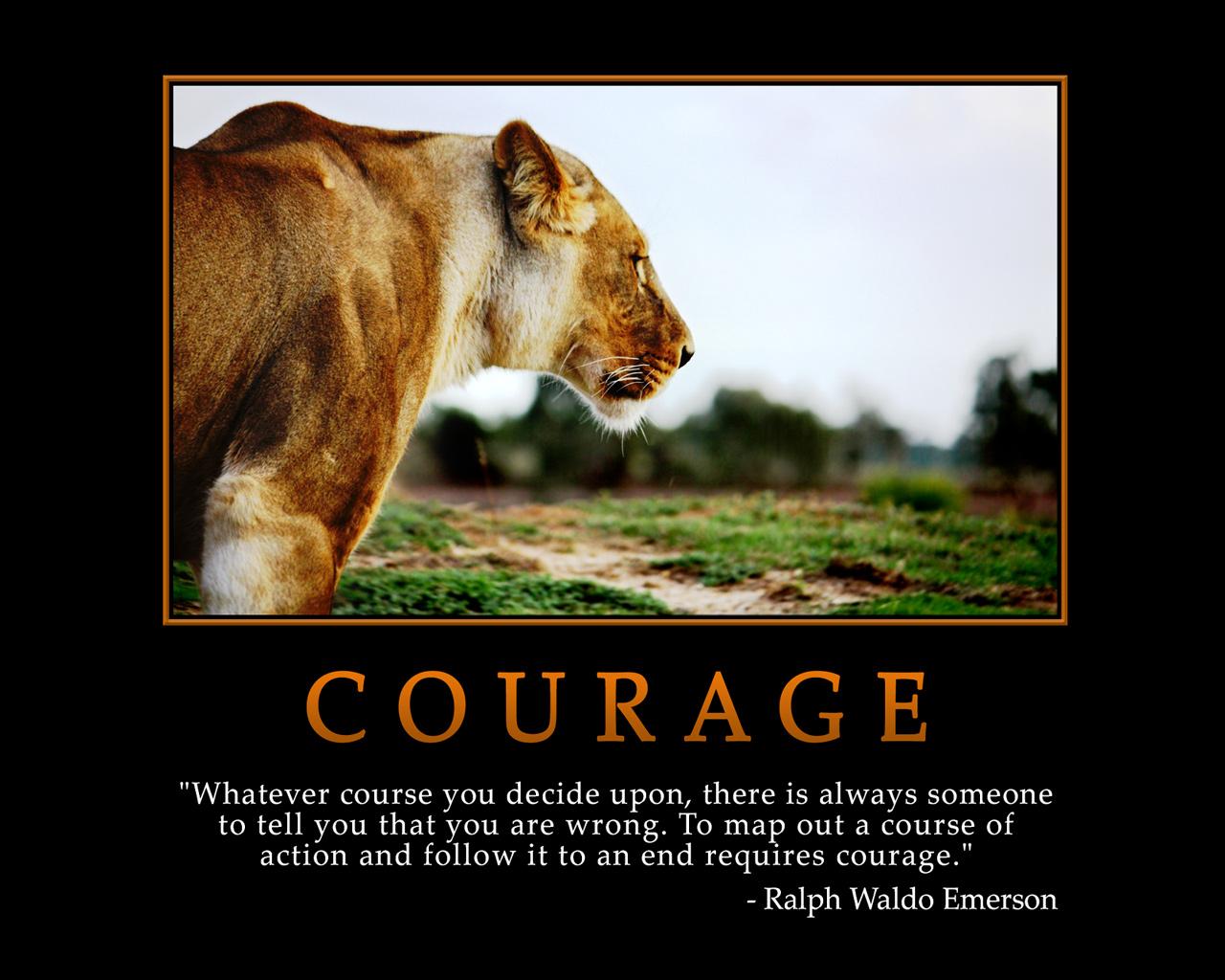 76+ Courage Wallpaper on WallpaperSafari