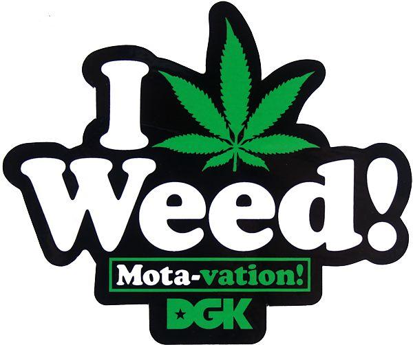 DGK Mota Vation Skate Sticker 600x502