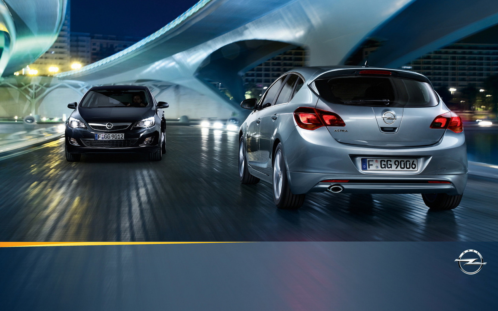 Opel Astra Wallpapers and Background Images   stmednet 1680x1050