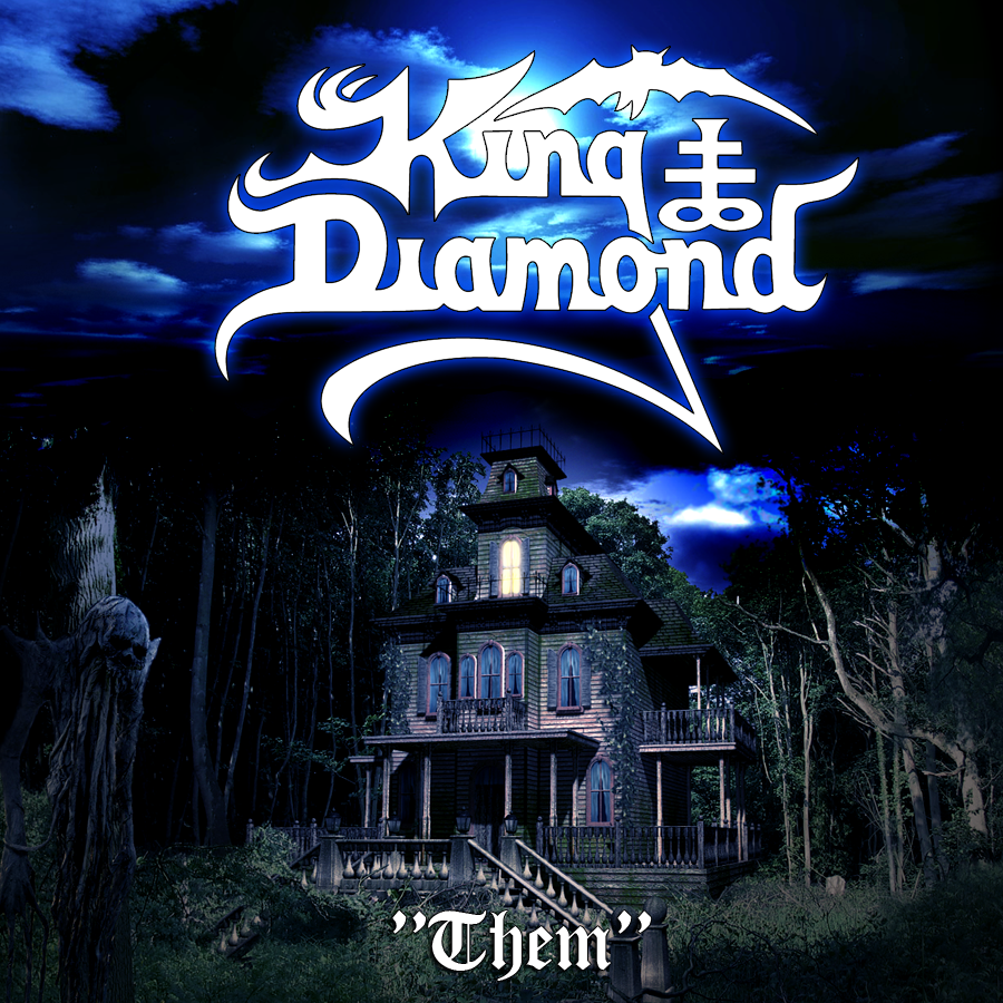 Free Download King Diamond Them Remastered By Mrangrydog 900x900
