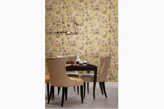 Wallpaper is back in fashion with fabulous collections Toronto Star 545x365
