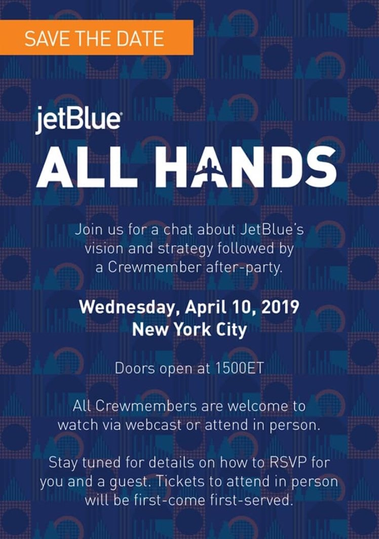 Now I Am Convinced JetBlue Is Starting Service To London   Live 748x1064