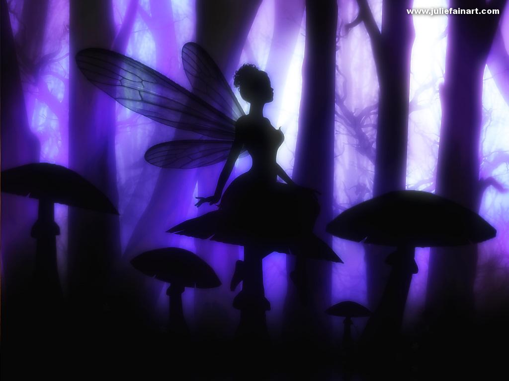 Fairy Wallpaper Background HiddenRealm by JulieFain1024jpg 1024x768