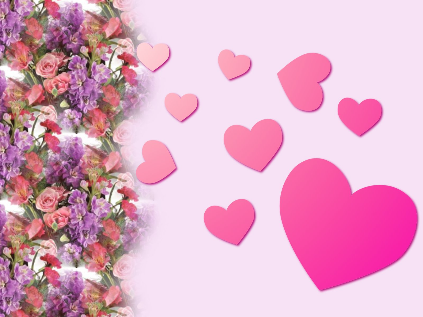 Pink Love Wallpaper: Pink Love Wallpaper