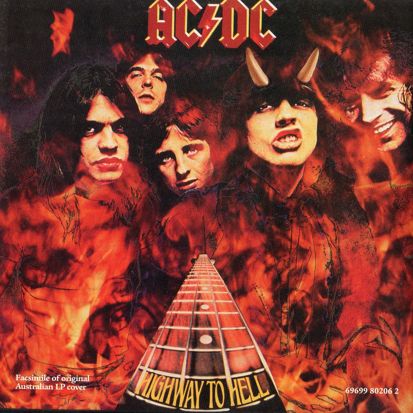 download Acdc Highway To Hell wallpaper 43916 [1398x1398] for 1398x1398