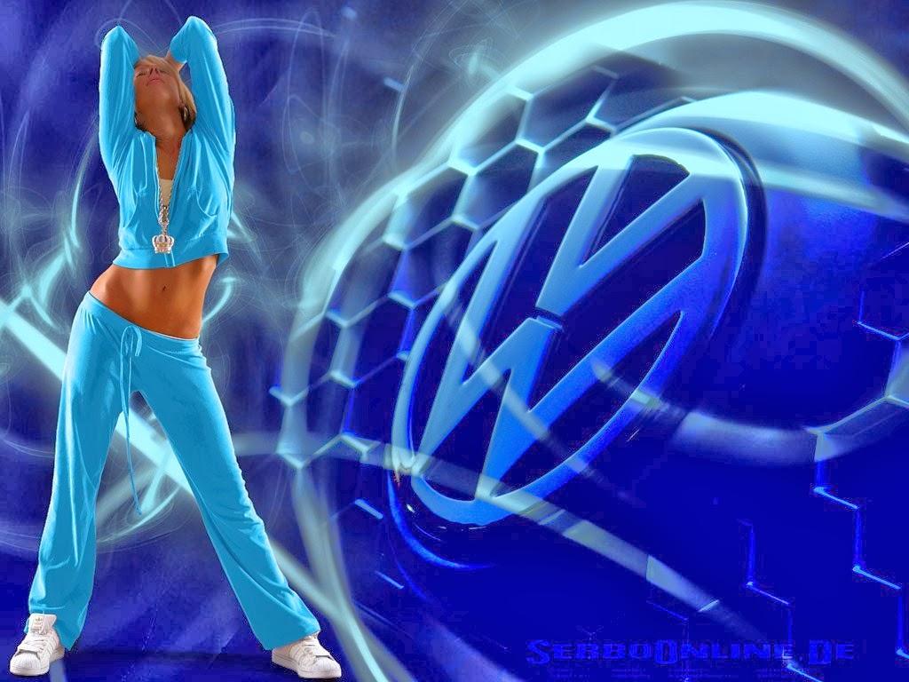 Vw Logo Iphone Wallpaper Volkswagen logo hd images 1024x768