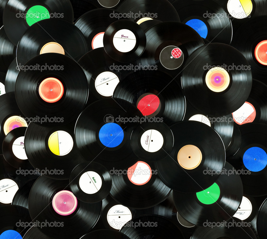 Free download Music Vinyl Records Colorful [1023x914] for