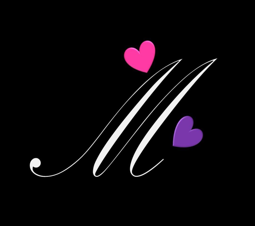 M Logo Wallpaper Mobile Letter M Wallpa...