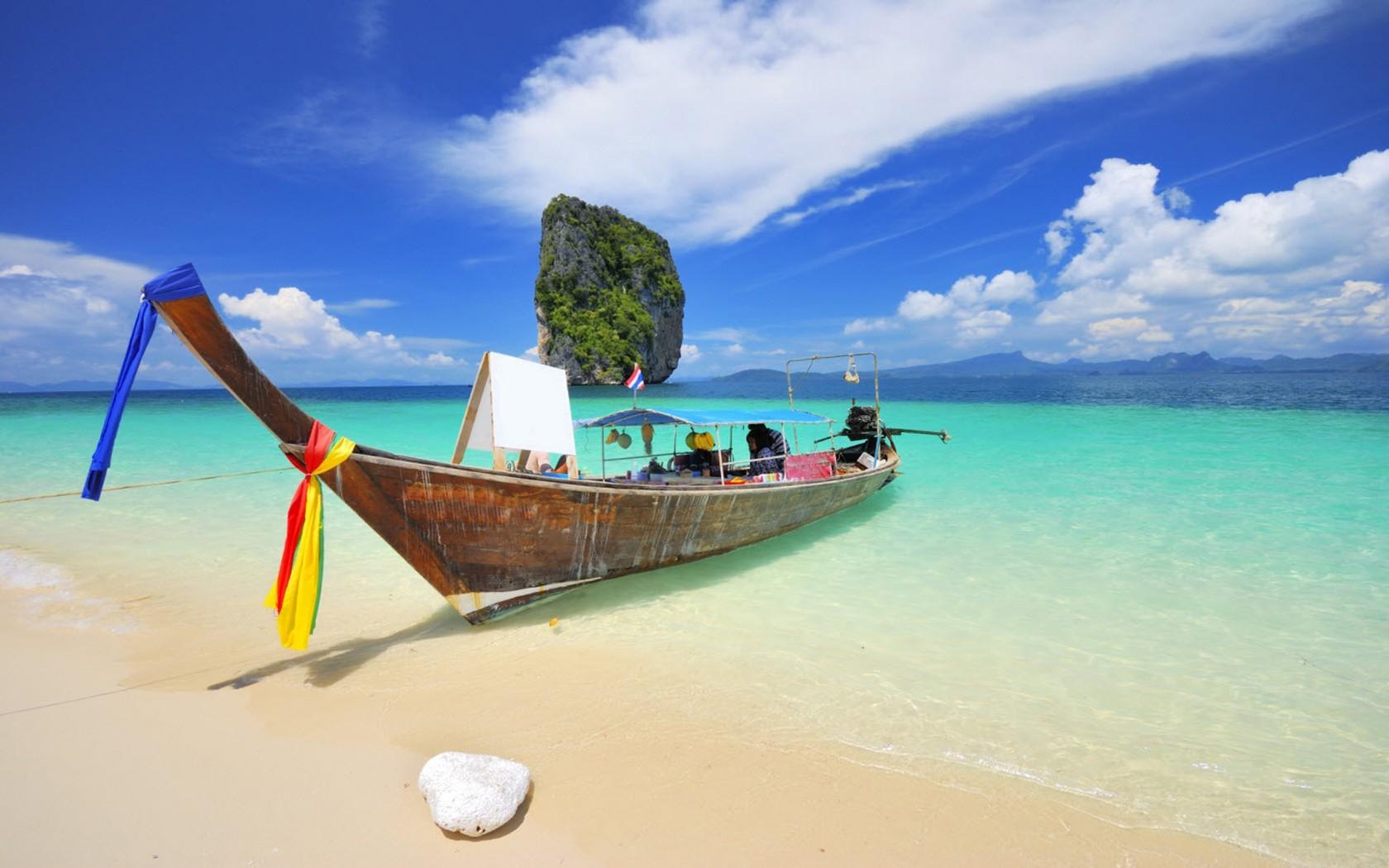 Thailand Beach Wallpapers13com 1680x1050