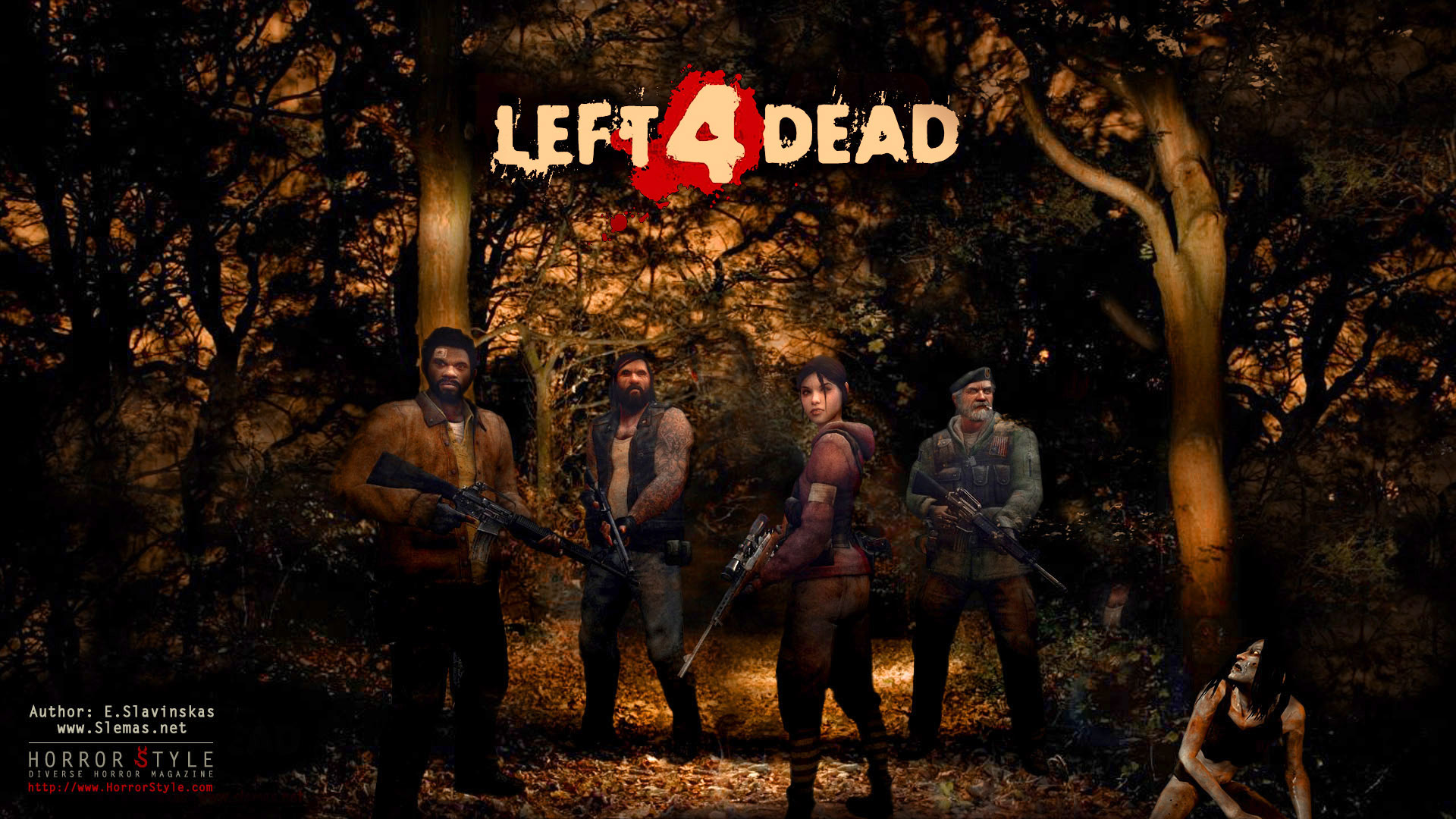 Free Download Left 4 Dead 2 Wallpaper Is A Great Wallpaper For
