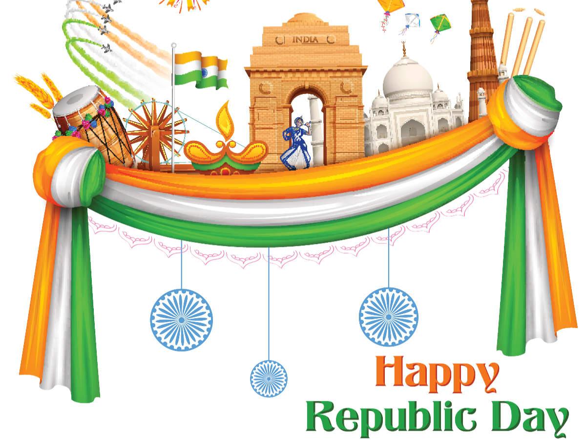 India Republic Day 2020 Parade Flag hoisting time celebration 1200x900