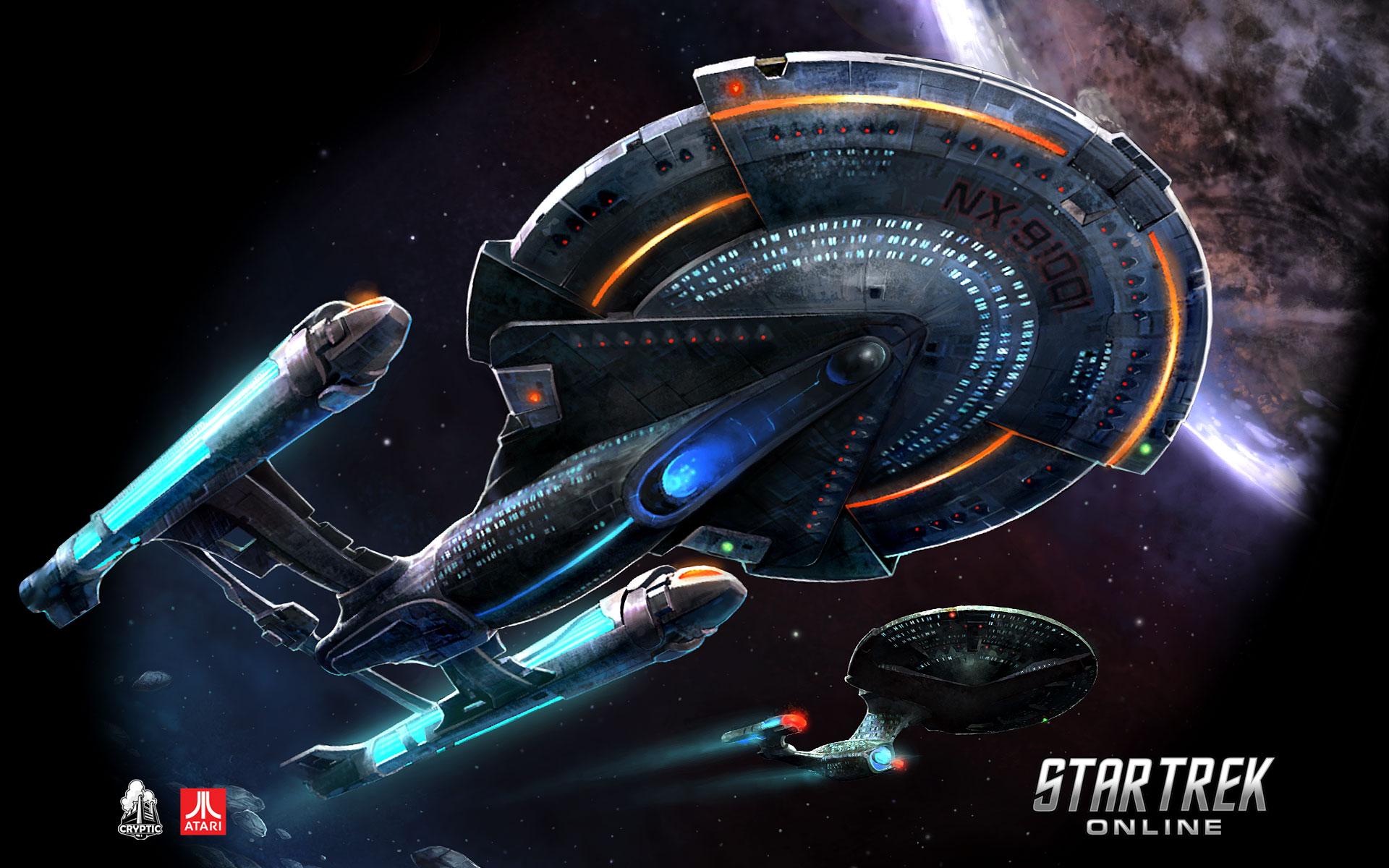 Star Trek Online wallpaper 113387 1920x1200