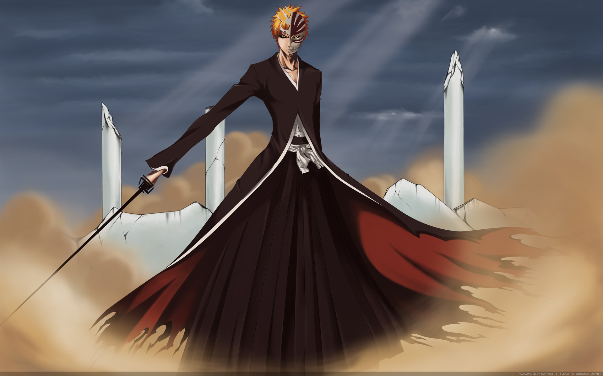 Bleach Anime Wallpaper For Phone 4542 Wallpapers Coolz HD 1920x1200
