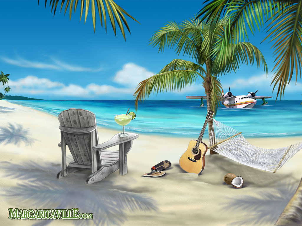 Beach Wallpaper Background Theme Desktop 1024x768