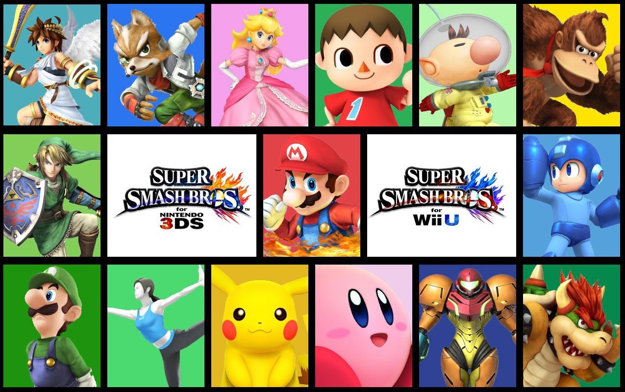 Create Smash Bros Wallpaper - WallpaperSafari