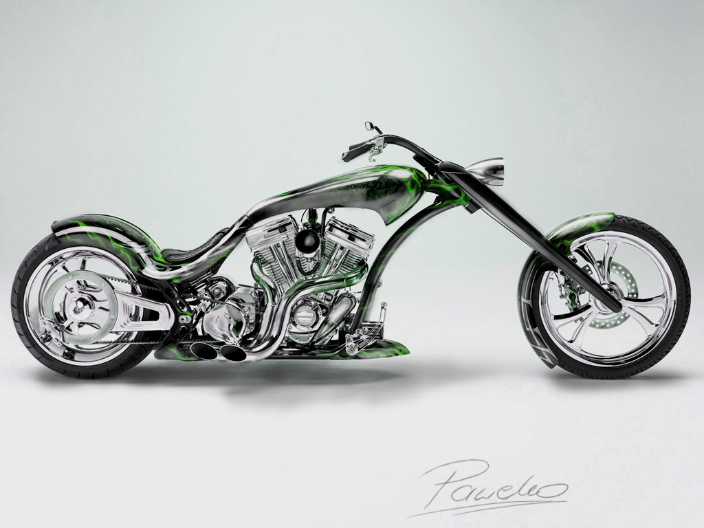 Chopper OCC by polishm4n 1024x768