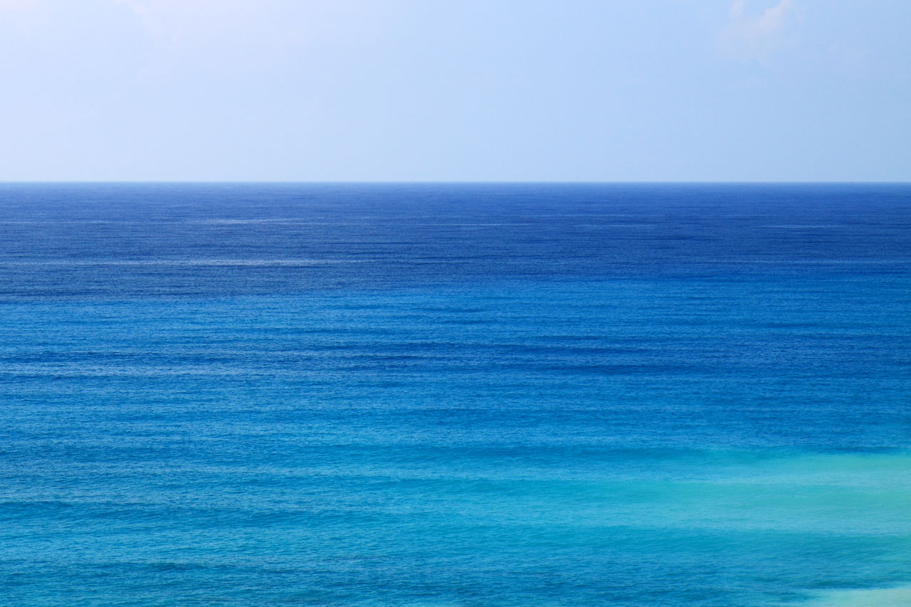 Blue Sea 11 Hd Wallpaper   EnhancedHomesorg 1280x853