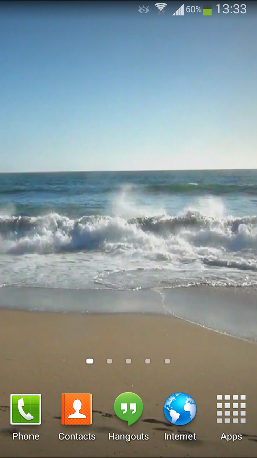 Ocean Waves Live Wallpaper HD9   Android Apps on Google Play 506x900