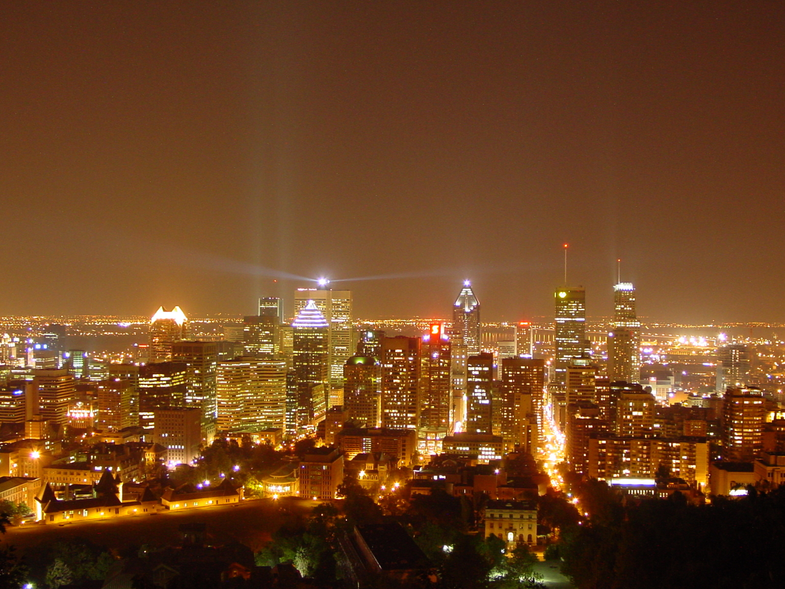 Montreal HD Wallpapers Backgrounds 1600x1200
