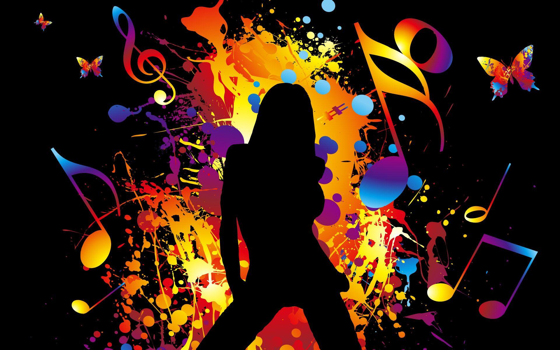 World Music Day Music wallpaper World music day Music images 1920x1200