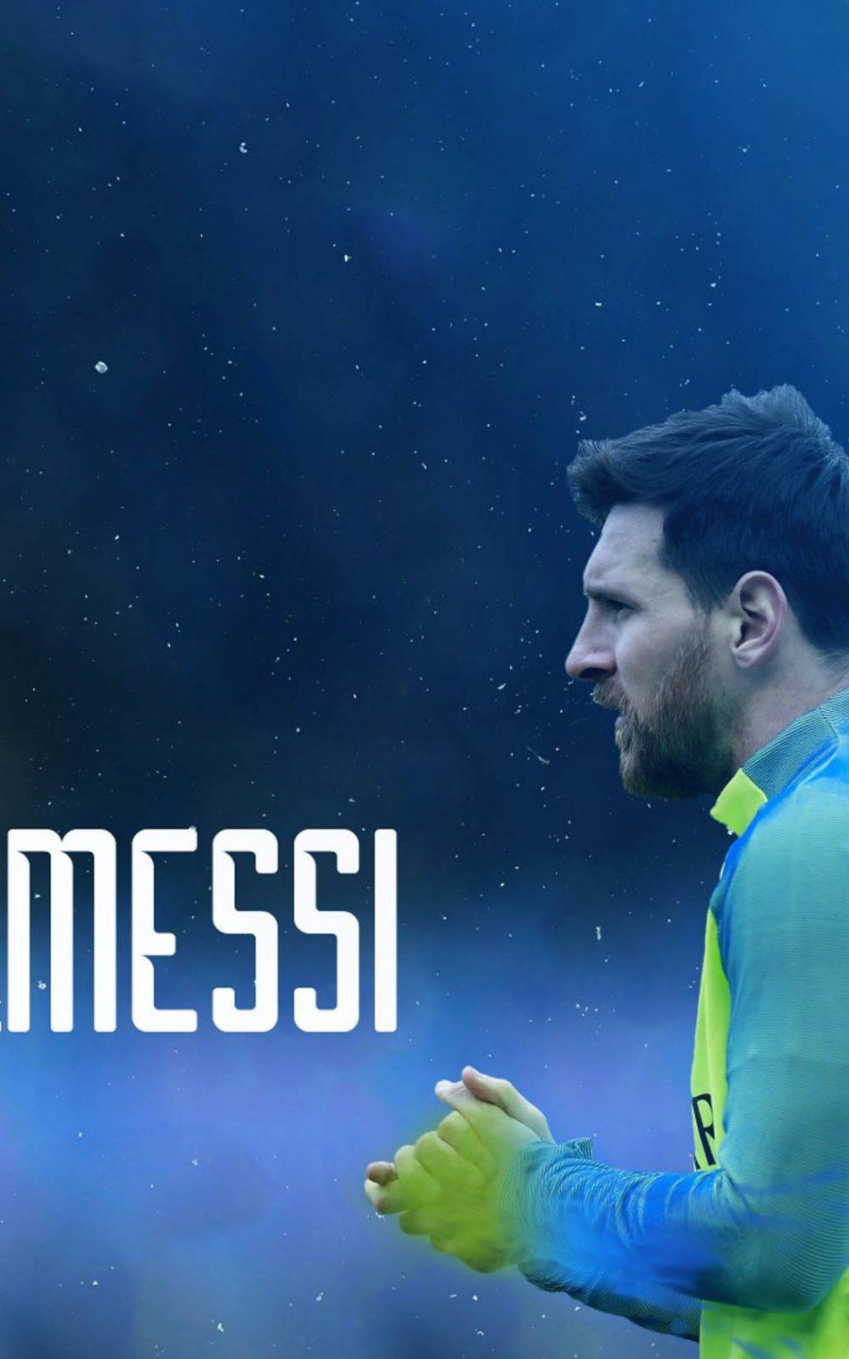 Lionel Messi 2017 4K Ultra HD Mobile Wallpaper 950x1520