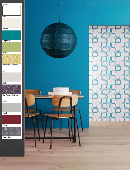 launches a new paint wallpaper collection Home Shopping Spy 550x720