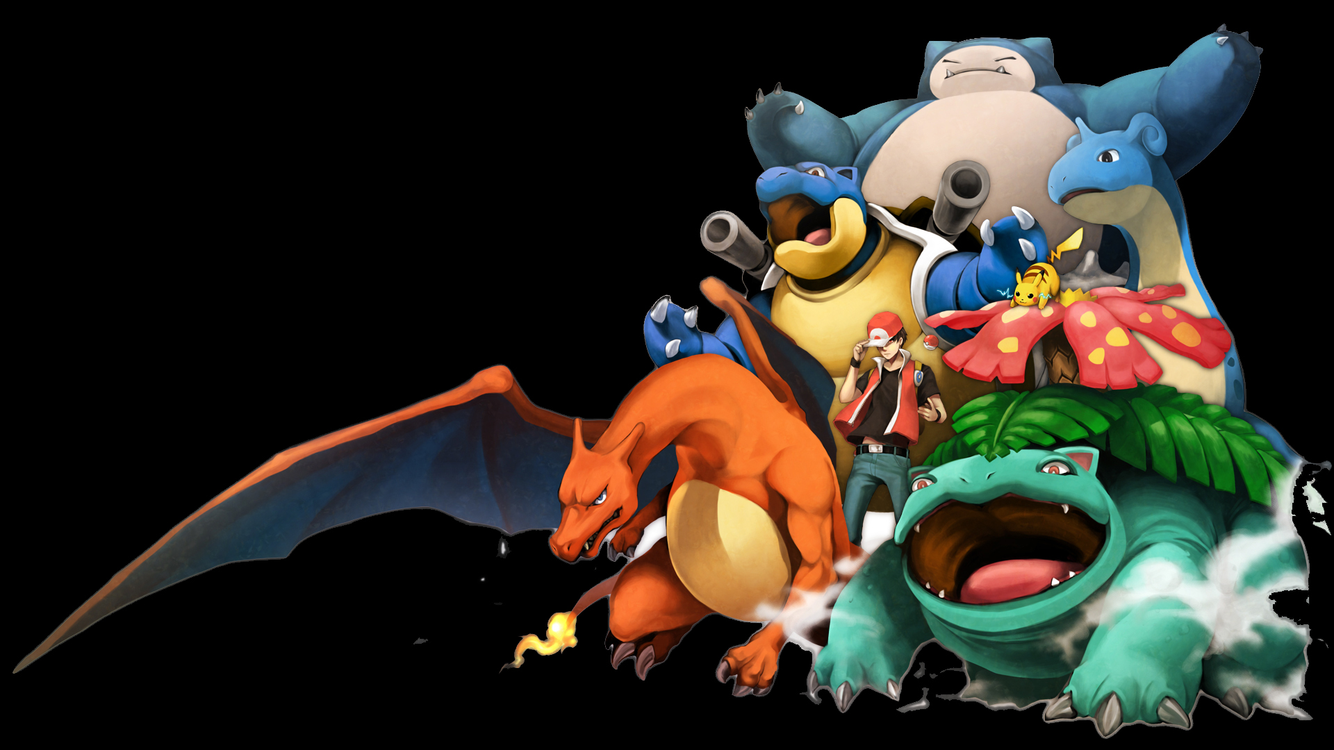 25 Cool Pokemon Wallpapers HD 1920x1080