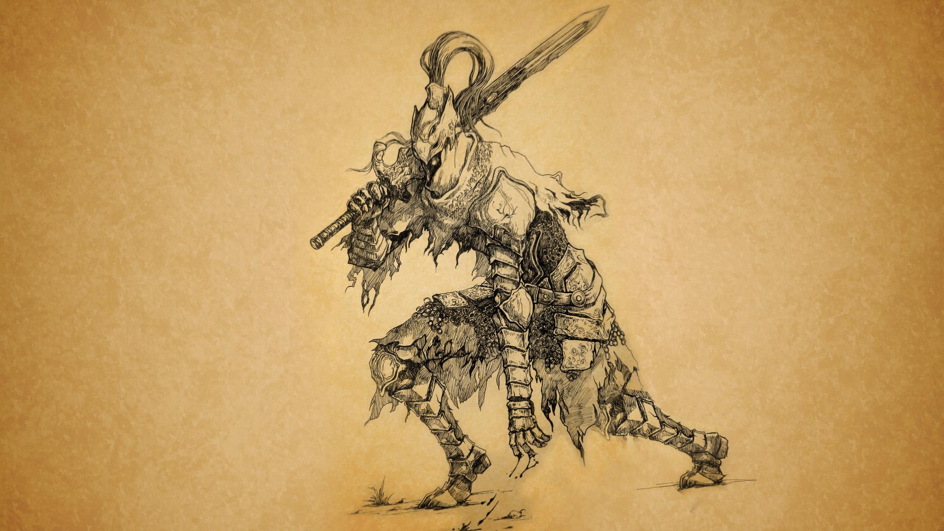 Dark Souls 2 Iphone Wallpaper Video game   dark souls 1920x1080