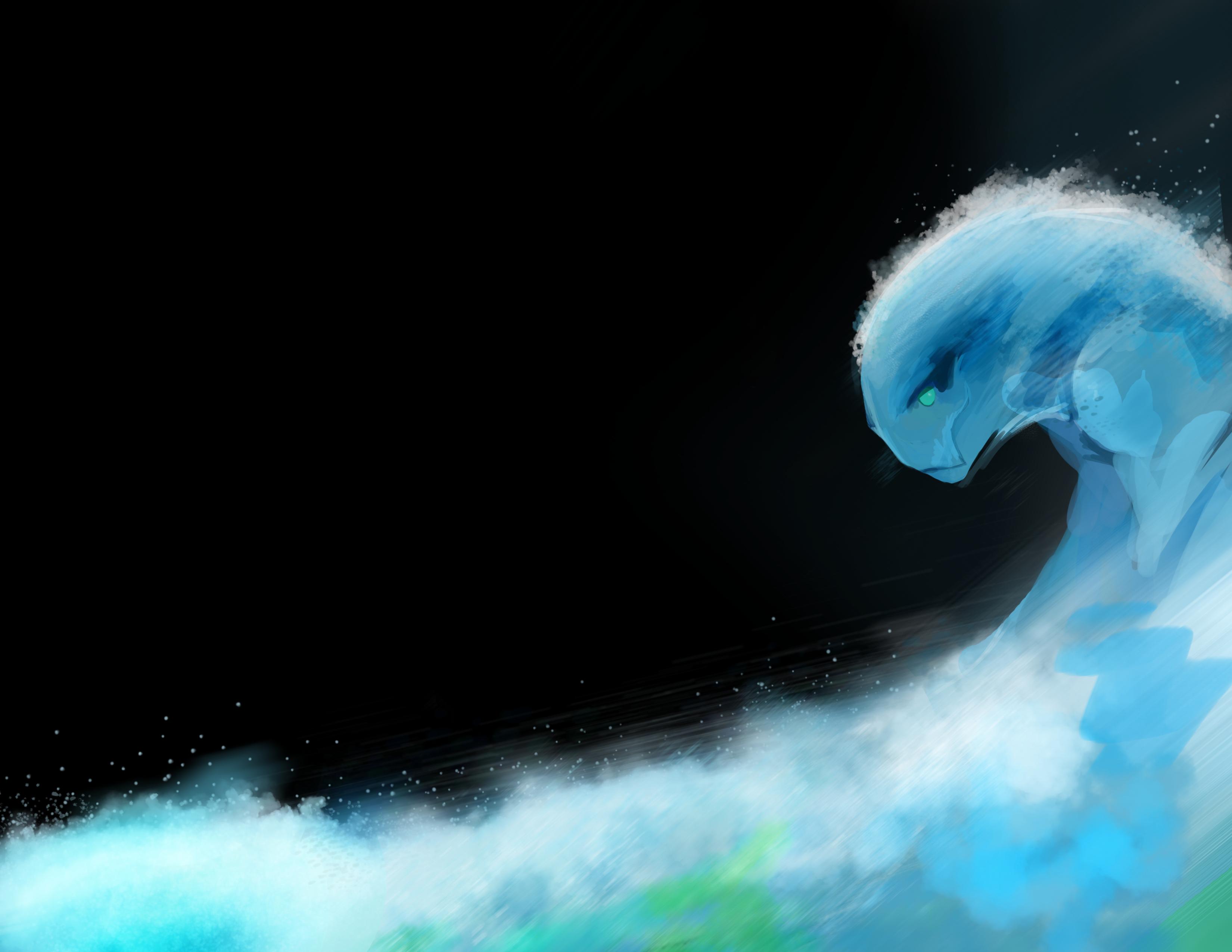A Quick Morphling Painting DotA2 3300x2550