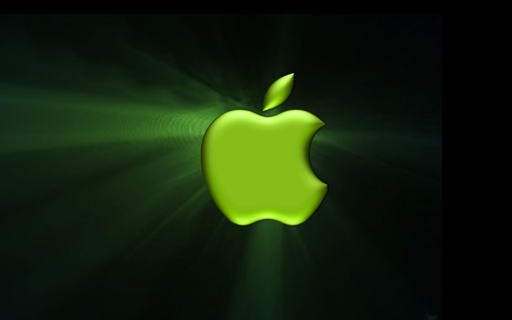 Картинка откусанное яблоко айфон