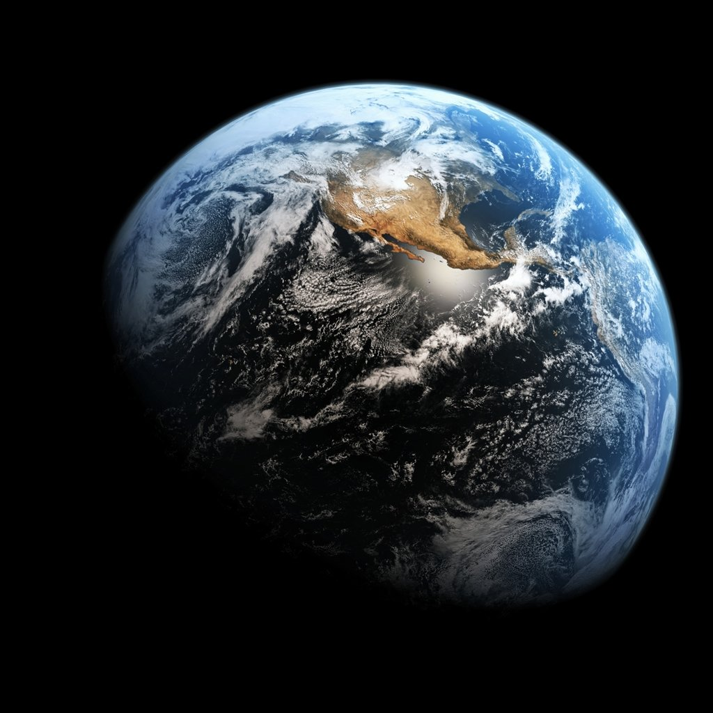 Earth 8 IPad Air Wallpaper Download IPhone Wallpapers 1024x1024