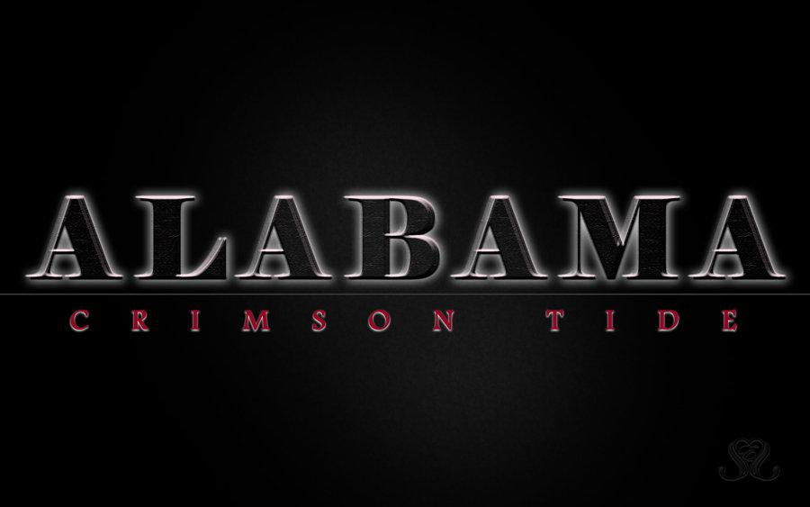 Alabama Crimson Tide Wallpaper by esksmith77 900x563
