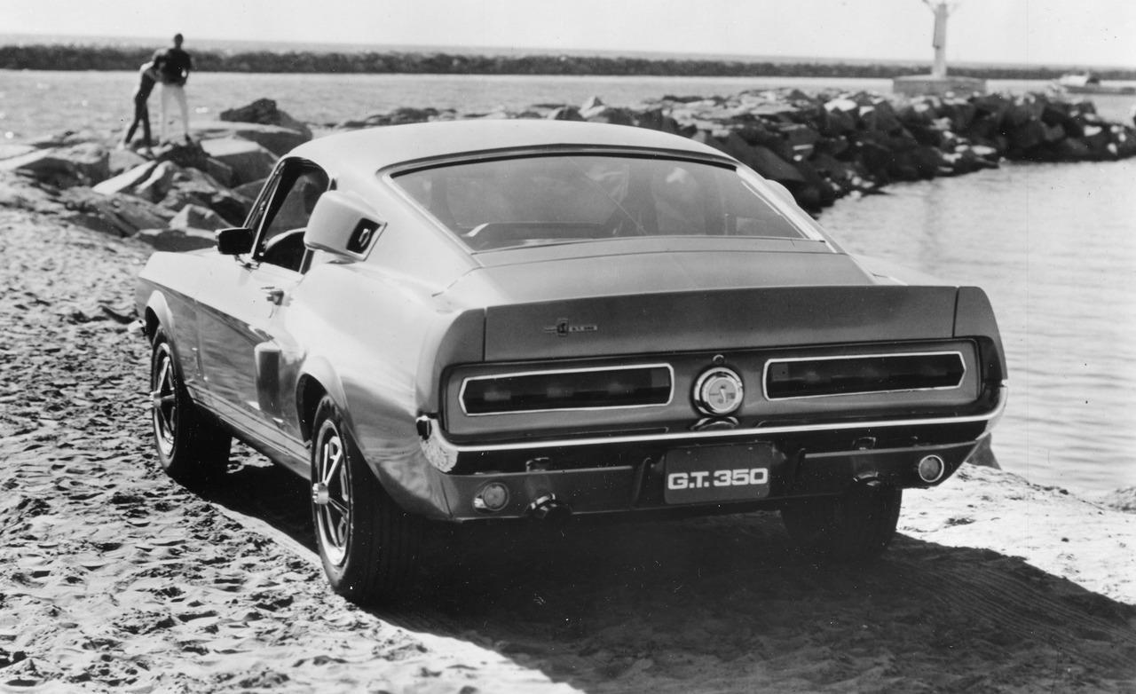 1967 Mustang Wallpapers 1280x782