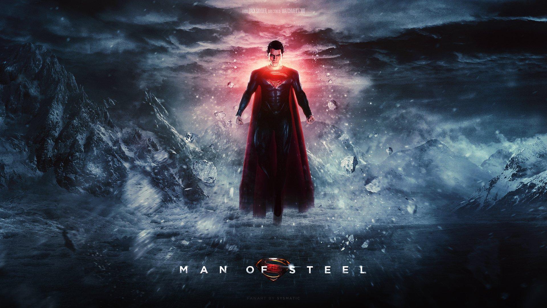 man of steel wallpaper superman movie 02 1920x1080