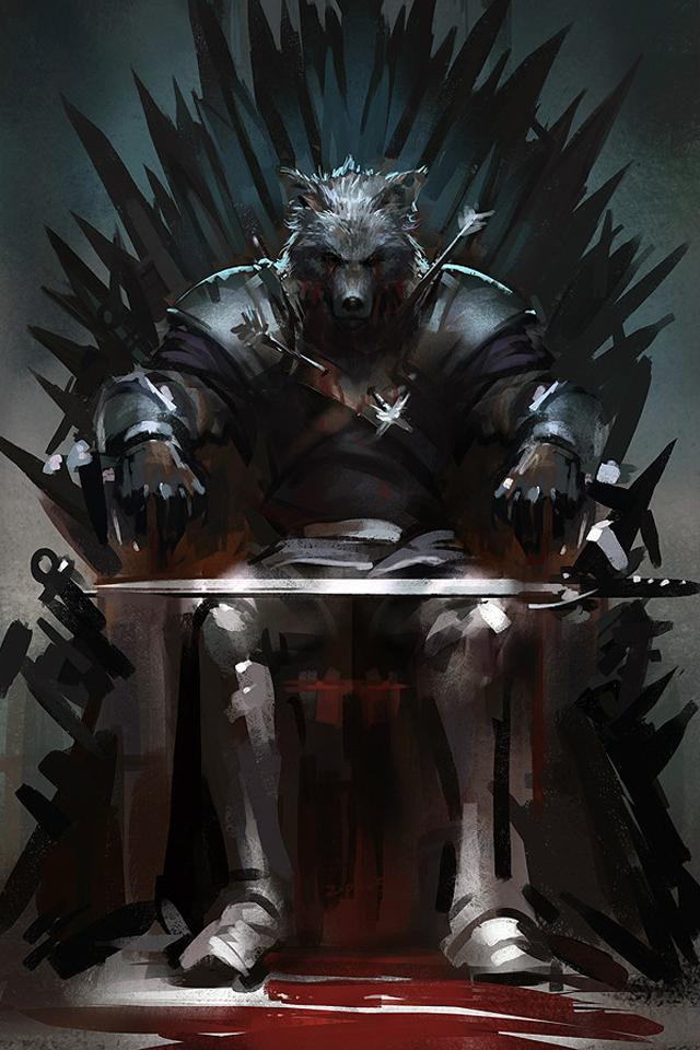 Game Of Thrones Wallpaper Stark The North Remembers The resolution is 640x960